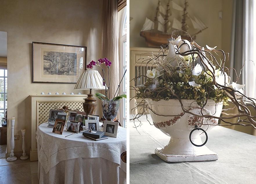 Muurschilderingen en kunst op maat van het atelier van - Decoratie interieur corridor ingang ...