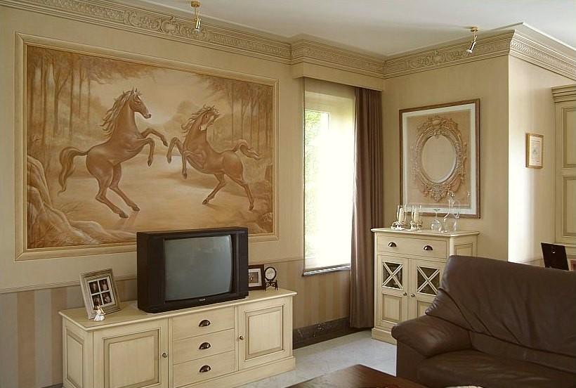 Interieur make overs en transformaties gerealiseerd door het atelier van hoef - Model van interieurdecoratie ...
