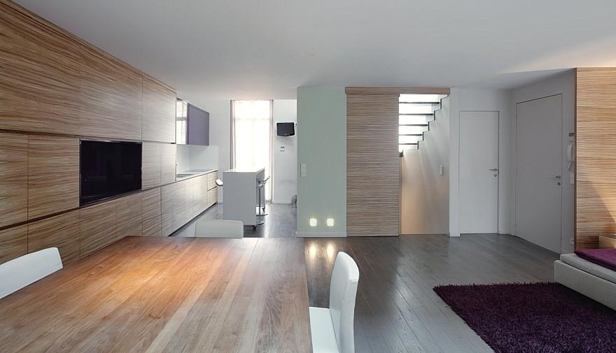 Een Luxe Keuken Gerealiseerd : Modern interieurschilderwerk met ...