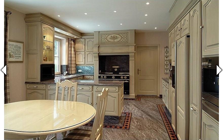 Een keuken make over gerealiseerd door het atelier van hoef - Chique en gezellige interieur ...
